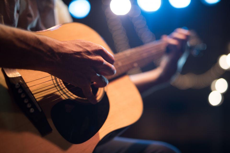 ギター ルビーの指輪