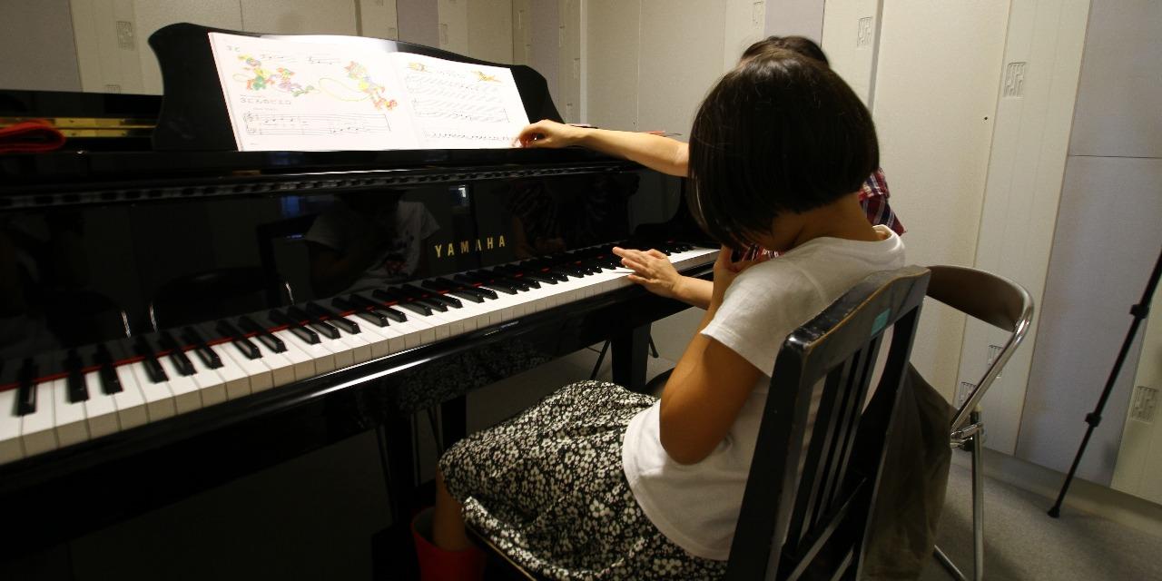 ピアノレッスン25